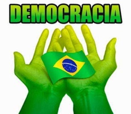Resultado de imagem para imagem da democracia